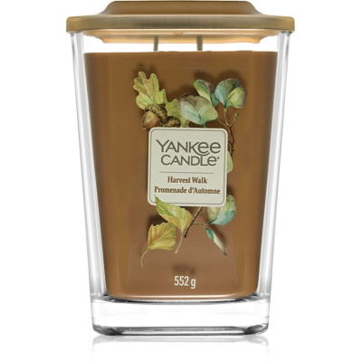 Yankee Candle Elevation Harvest Walk scented candle Large