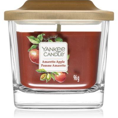 Yankee Candle Elevation Amaretto Apple Duftkerze  96 g kleine