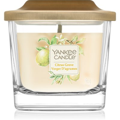 Yankee Candle Elevation Citrus Grove vela perfumada   pequeño