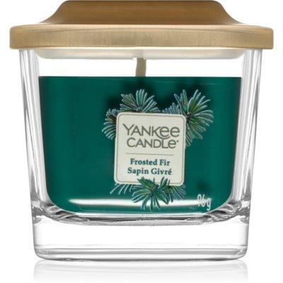 Yankee Candle Elevation Frosted Fir Duftkerze  96 g kleine