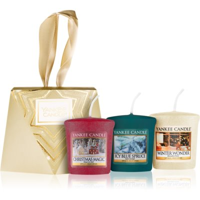 Yankee Candle Holiday Sparkle Gift Set VI.