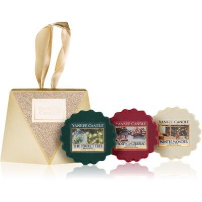 Yankee Candle Holiday Sparkle coffret VIII.