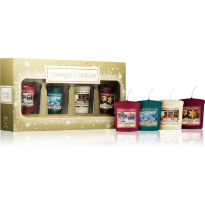 Yankee Candle Holiday Sparkle poklon set IX.