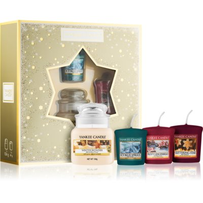 Yankee Candle Holiday Sparkle Gift Set IV.
