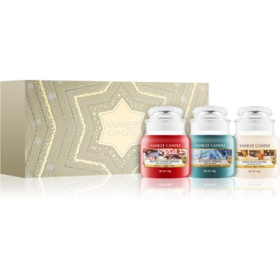 Yankee Candle Holiday Sparkle Gift Set VII.