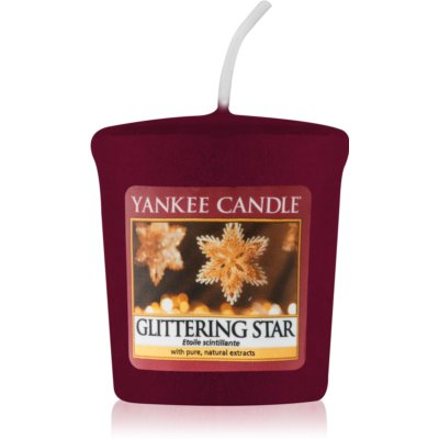 Yankee Candle Glittering Star αναθυματικό κερί