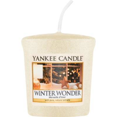 Yankee Candle Winter Wonder votivna sveča
