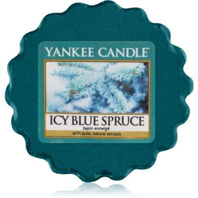 Yankee Candle Icy Blue Spruce ceară pentru aromatizator 22 g