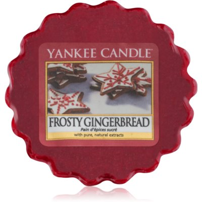 Yankee Candle Frosty Gingerbread wax melt