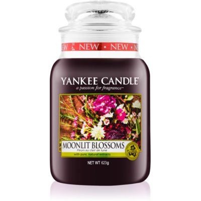 Yankee Candle Moonlit Blossoms Geurkaars  Classic Large