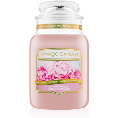 Yankee Candle Blush Bouquet Scented Candle  Classic Large