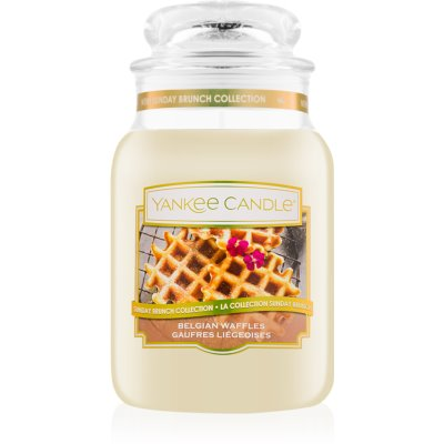 Yankee Candle Belgian Waffles Scented Candle  Classic Large