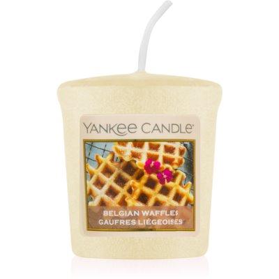 Yankee Candle Belgian Waffles vela votiva