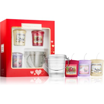 Yankee Candle Love coffret