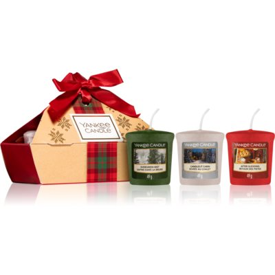 Yankee Candle Alpine Christmas Gift Set  VII.