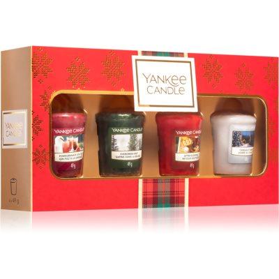 Yankee Candle Alpine Christmas dárková sada XI.