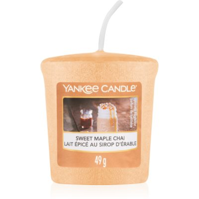 Yankee Candle Sweet Maple Chai velas votivas