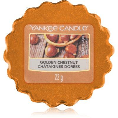Yankee Candle Golden Chestnut κερί για αρωματική λάμπα