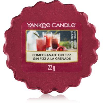 Yankee Candle Pomegranate Gin Fizz vosek za aroma lučko