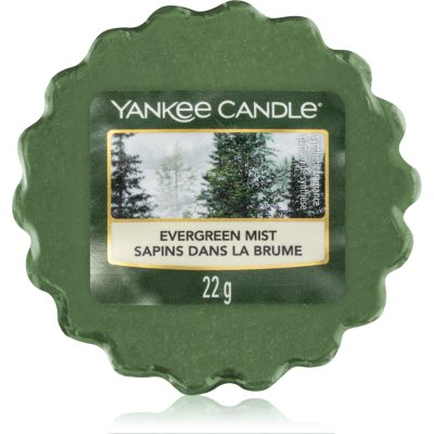 Yankee Candle Evergreen Mist vosak za aroma lampu