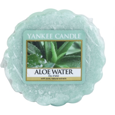 Yankee Candle Aloe Water vosk do aromalampy