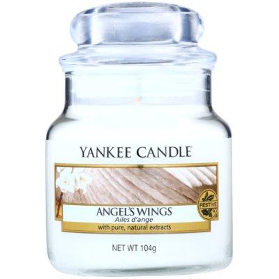 Yankee Candle Angel´s Wings vonná svíčka  Classic malá