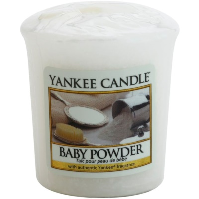 Yankee Candle Baby Powder Votive Candle