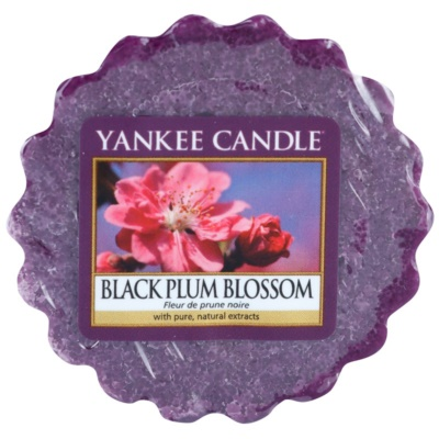 Yankee Candle Black Plum Blossom cera derretida aromatizante