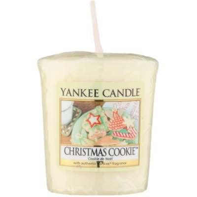Yankee Candle Christmas Cookie Votive Candle