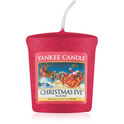 Yankee Candle Christmas Eve sampler