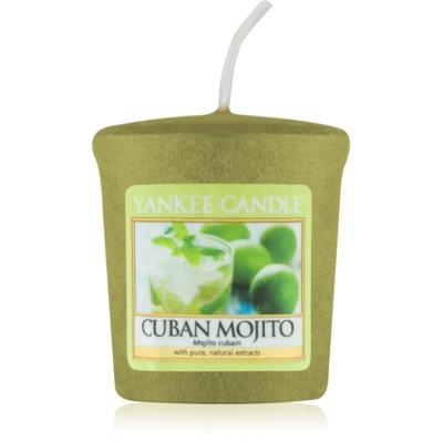Yankee Candle Cuban Mojito vela votiva