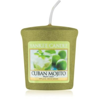 Yankee Candle Cuban Mojito votívna sviečka