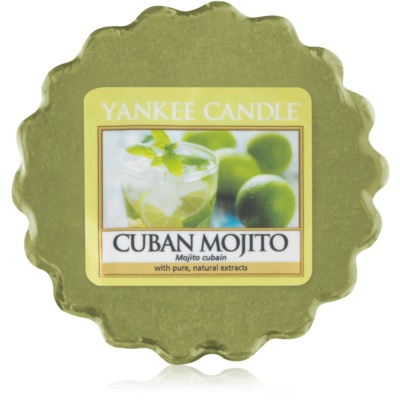 Yankee Candle Cuban Mojito Wax Melt