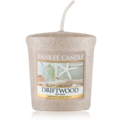 Yankee Candle Driftwood Votive Candle