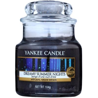 Yankee Candle Dreamy Summer Nights Αρωματικό κερί  Κλασικό μικρό