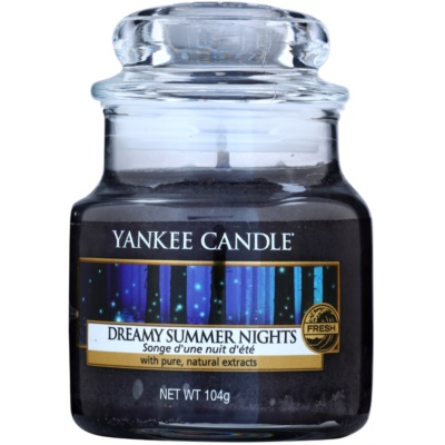 Yankee Candle Dreamy Summer Nights Scented Candle  Classic Mini
