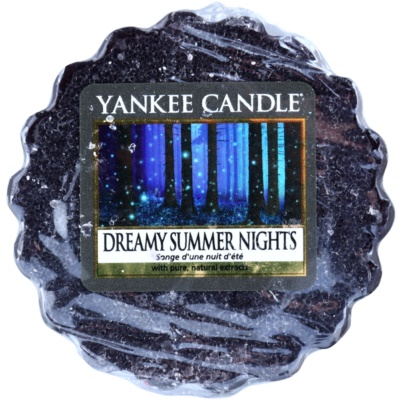 Yankee Candle Dreamy Summer Nights Wachs für Aromalampen