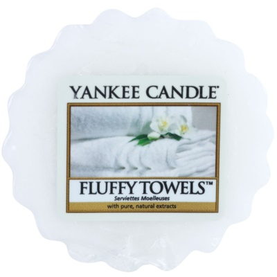 Yankee Candle Fluffy Towels Wax Melt