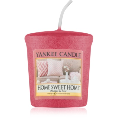 Yankee Candle Home Sweet Home sampler