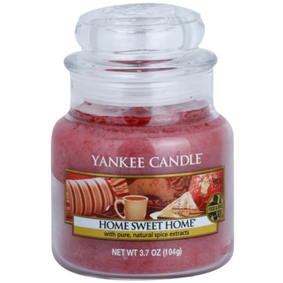 Yankee Candle Home Sweet Home bougie parfumée  Classic petite