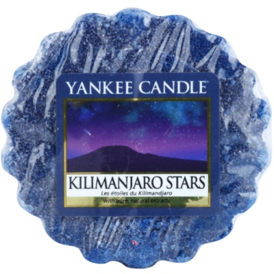 Yankee Candle Kilimanjaro Stars Wachs für Aromalampen