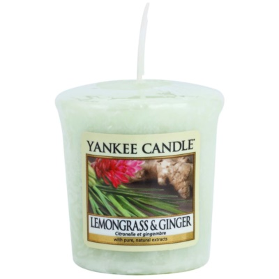 Yankee Candle Lemongrass & Ginger вотивна свічка