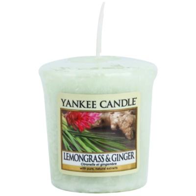 Yankee Candle Lemongrass & Ginger velas votivas