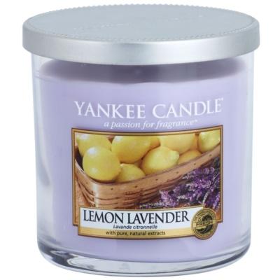 Yankee Candle Lemon Lavender Mirisna svijeća 198 g Décor mala