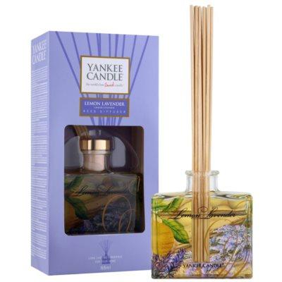 Yankee Candle Lemon Lavender aróma difúzor s náplňou  Signature