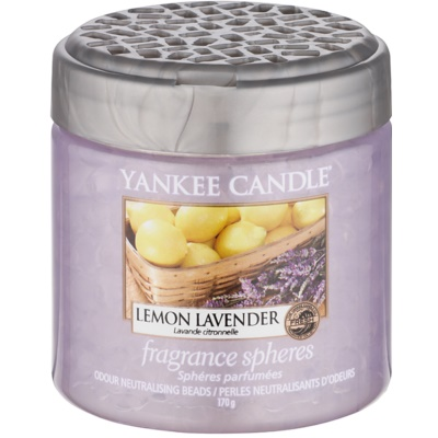 Yankee Candle Lemon Lavender Fragranced Pearles