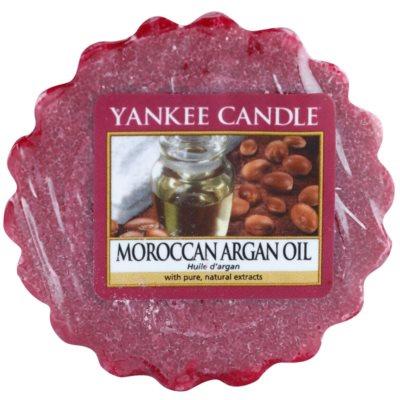 Yankee Candle Moroccan Argan Oil tartelette en cire