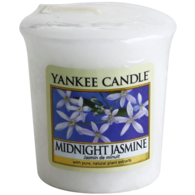 Yankee Candle Midnight Jasmine Votive Candle