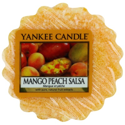 Yankee Candle Mango Peach Salsa Wax Melt