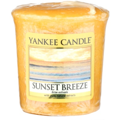 Yankee Candle Sunset Breeze candela votiva